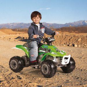 Детский электромобиль Peg-Perego Corral Bearcat