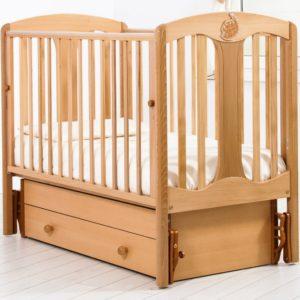 Детская кроватка с универсальным маятником Гандылян « Диана »