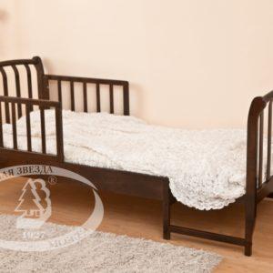 """Кровать детская Можга (Красная Звезда) """"Савелий""""С 823"""