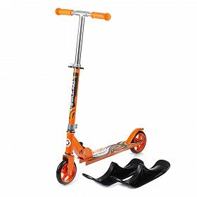 Самокат-сноускутер (2 в 1) UniGlide (SKS101)