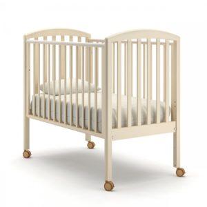 Детская кроватка на колесах Angela Bella « Дени »
