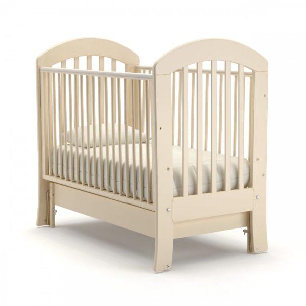 Детская кроватка с поперечным маятником Гандылян « Чарли »