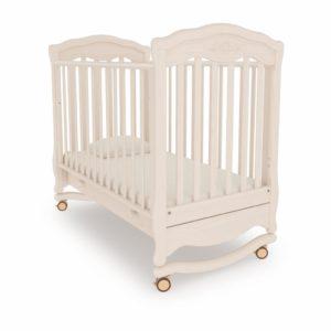 Детская кроватка-качалка Гандылян « Шарлотта »