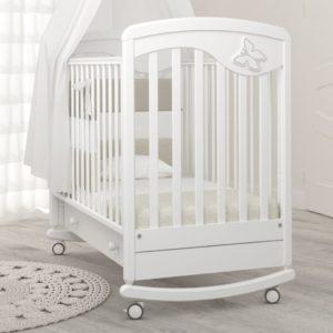 Детская кроватка-качалка Гандылян « Джулия »