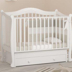 Детская кроватка с универсальным маятником Гандылян « Моника »