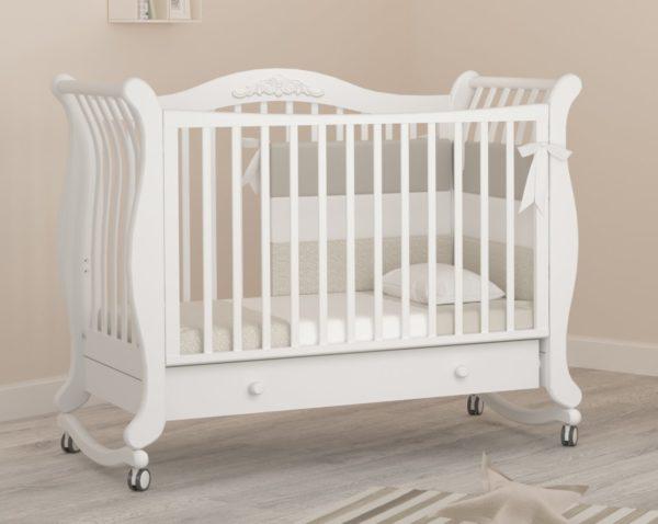 Детская кроватка-качалка Гандылян « Габриэлла »