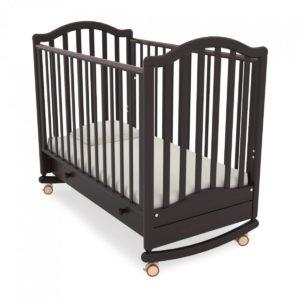 Детская кроватка-качалка Гандылян « Лейла »