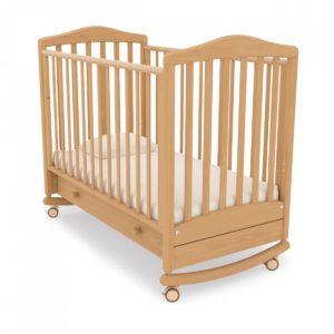 Детская кроватка-качалка Гандылян « Симоник »