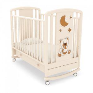 Детская кроватка-качалка Гандылян « Жаклин »