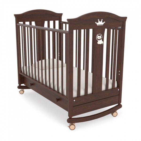 Детская кроватка-качалка Гандылян « Даниэль »