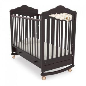 Детская кроватка-качалка Гандылян « Изабель »