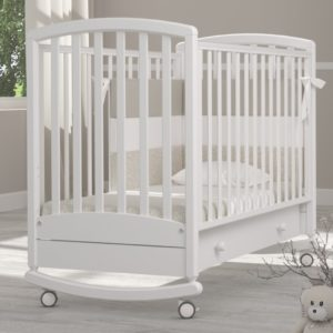 Детская кроватка-качалка Гандылян « Дашенька »