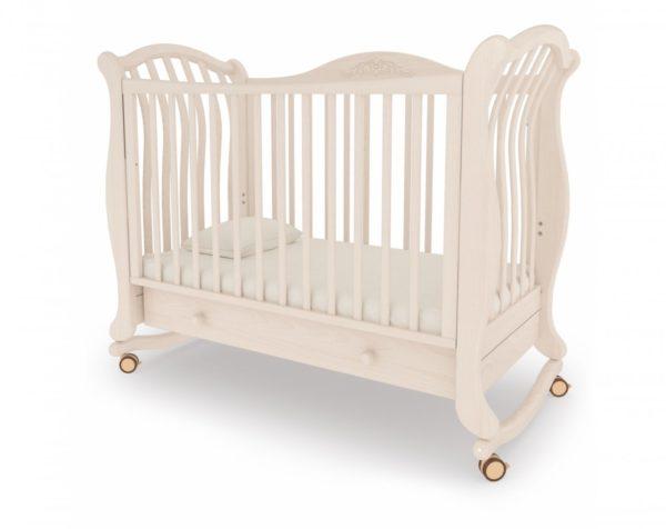 Детская кроватка-качалка Гандылян « Габриэлла люкс »