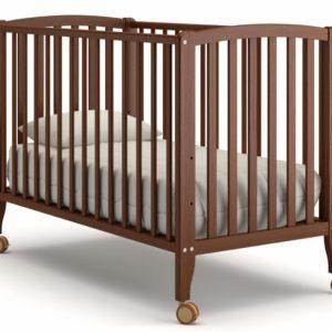 Детская кроватка на колесах Angela Bella « Бьянка »