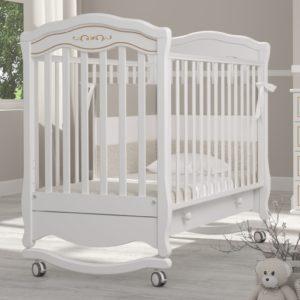 Детская кроватка-качалка Гандылян « Шарлотта люкс »