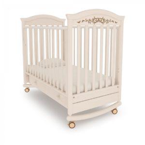 Детская кроватка-качалка Гандылян « Даниэль люкс »