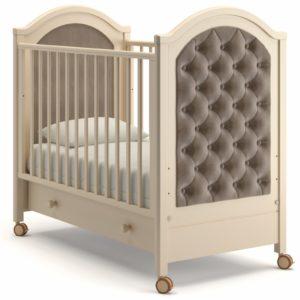 Детская кроватка на колесах Гандылян « Софи люкс »