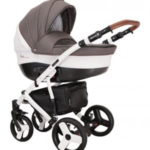 Коляска детская Florino carbon 2 в 1 Eco