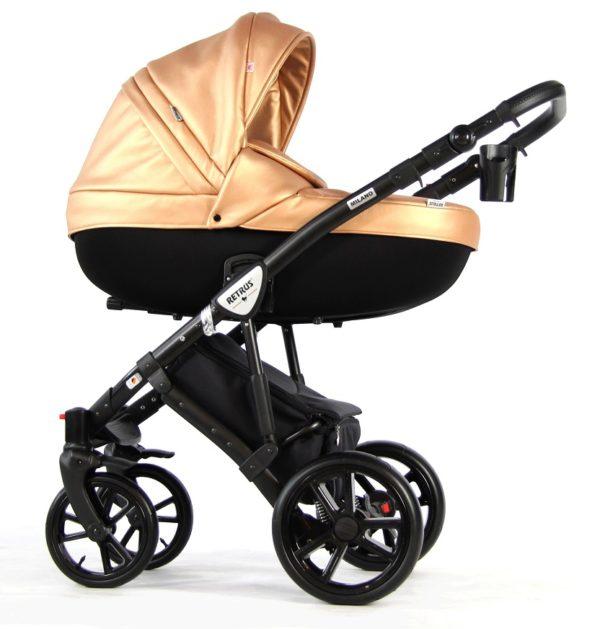 Коляска детская Milano Premium 3 в 1
