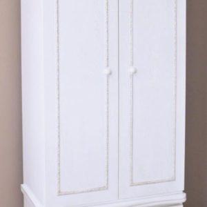 Шкаф детский Можга (Красная Звезда) белый, слоновая кость, ваниль, серыйС 547 Э