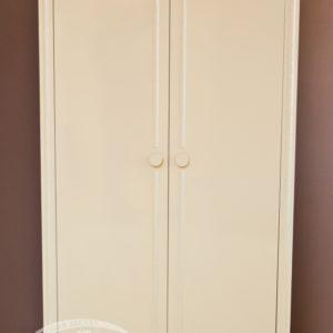 Шкаф детский Можга (Красная Звезда) белый, слоновая кость, ваниль, серыйС 548 Э