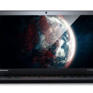 Ультрабук LENOVO ThinkPad X1 Carbon, 20QD0036RT, черный