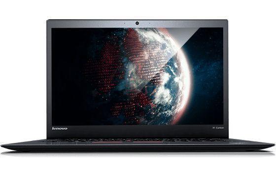 Ультрабук LENOVO ThinkPad X1 Carbon, 20QD0033RT, черный