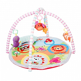 Развивающий коврик для детей от рождения PLAY YARD 1